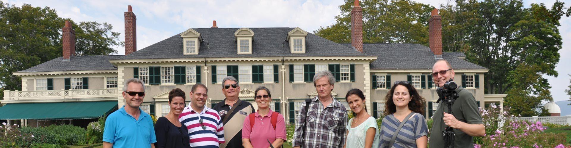 VUSA Gruppe, Lincoln Family Home, Hildene, Vermont