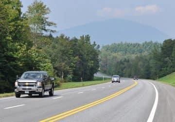 Straßenverkehr in den USA