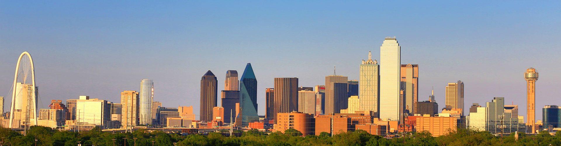 Skyline von Dallas, Texas