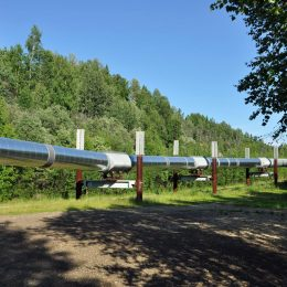 Transalaska Pipeline, Fairbanks, Alaska