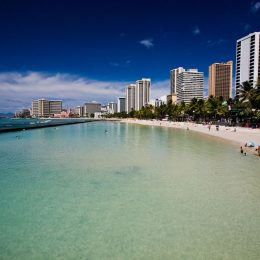 Waikiki Beach, Honolulu, Oahu