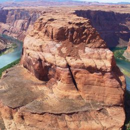 Horseshoe Bend nahe Page, Arizona