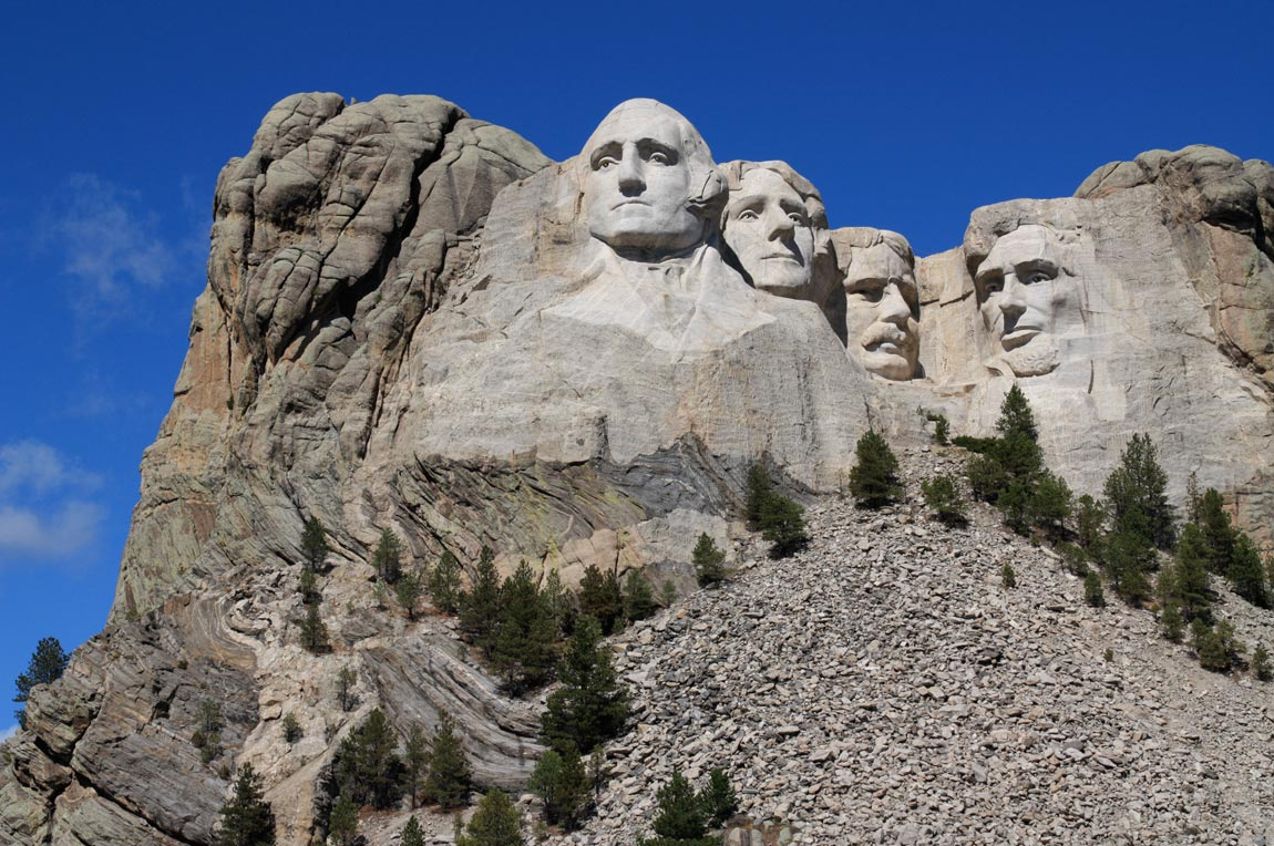 Mount Rushmore Memorial, South Dakota