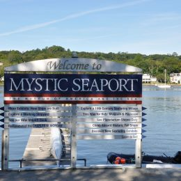 Mystic Seaport, das Freilichtmuseum in Connecticut