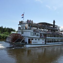 Chena River Boat, Fairbanks