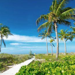 Der Strand von Fort Myers Beach