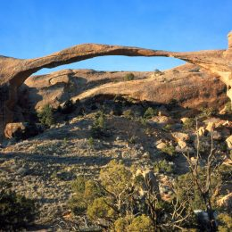 Landscape Arch, Arches National Park, Utah