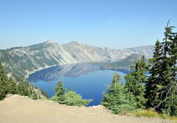 Crater Lake National Park: Amerikas tiefster See