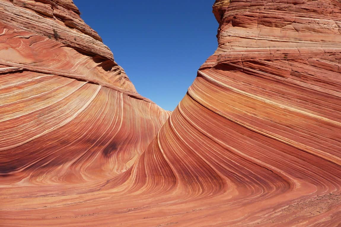 The Wave, Vermilion Cliffs National Monument, Utah