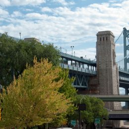 Benjamin Franklin Brücke