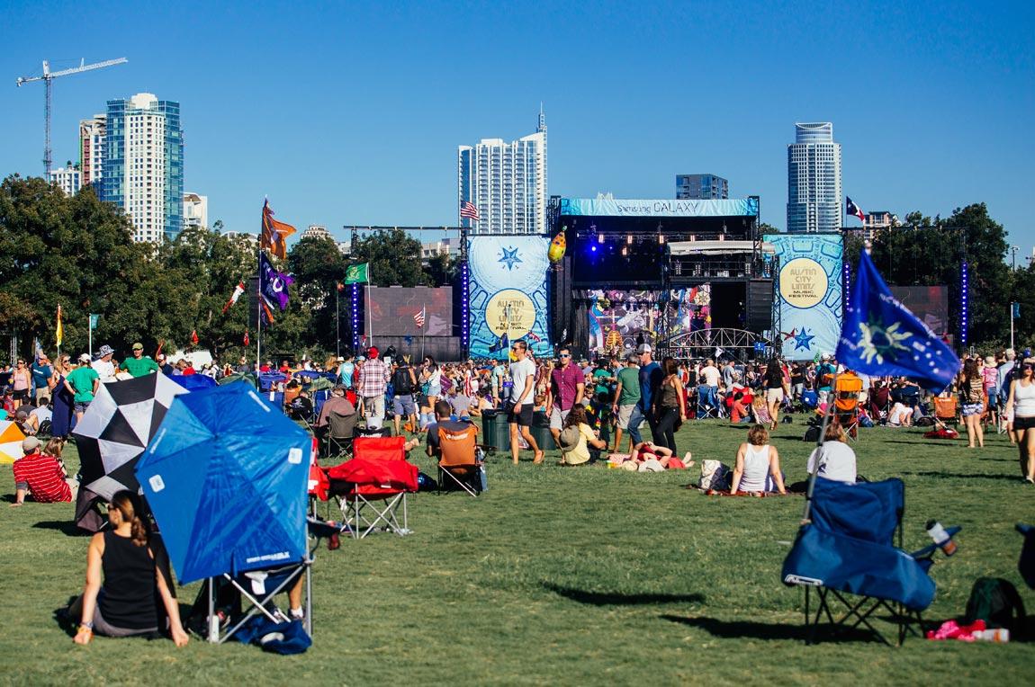 Austin - Live-Musik in der Hightech-City - Texas lebendige Hauptstadt