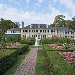 Der prachtvoflle Landsitz des Sohns von Präsident Lincoln