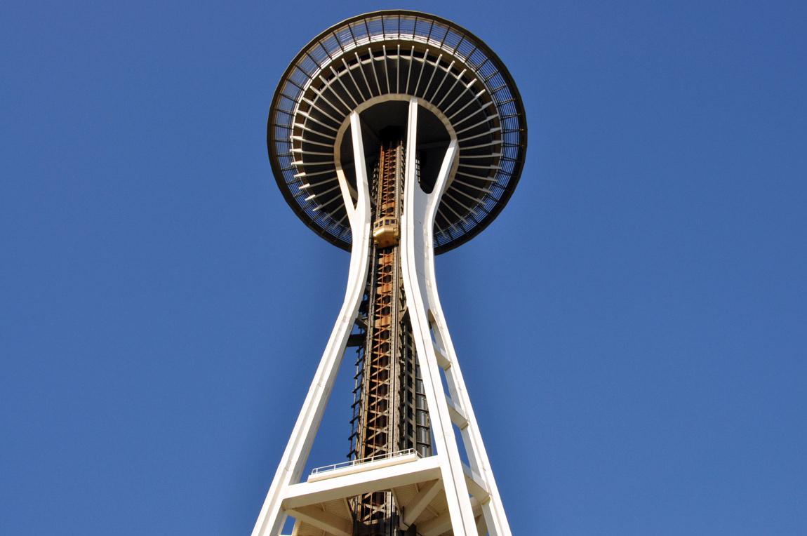 Space Needle, Seattle, Washington State