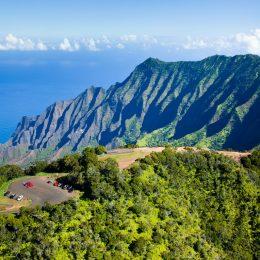 Puuo Lookout, Kauai
