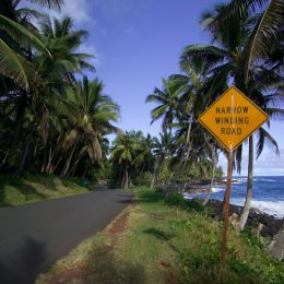 Oceanside Drive, Hawaii Island