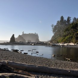 Ruby Beach, Olympic National