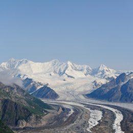 St. Elias Gletscher, Wrangell St. Elias National Park