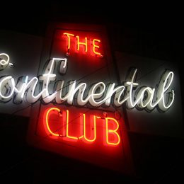 Austin The Continental Club