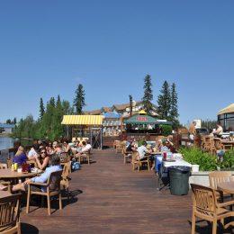 So sieht der Sommer in Fairbanks in Alaska aus - heißer als jeder denkt!