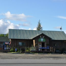 Tolle Alaska Küche, das Homestead Restaurant in Homer