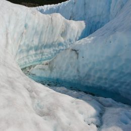 Root Gletscher, Wrangell St. Elias National Park