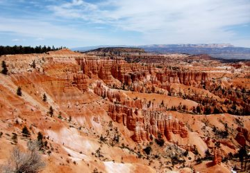 Bryce Canyon National Park: Steinernes Amphitheater