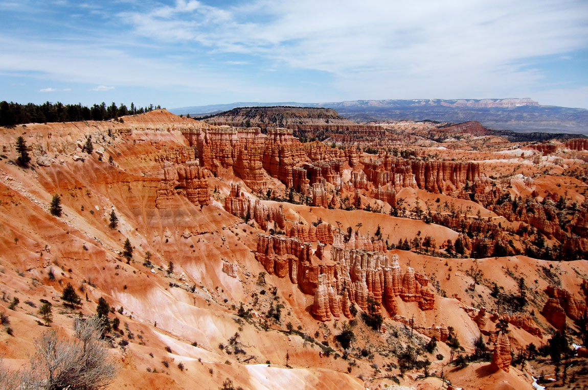 Bryce Canyon National Park Utah Steinernes Amphitheater