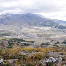Mount St Helens Volcanic National Monument