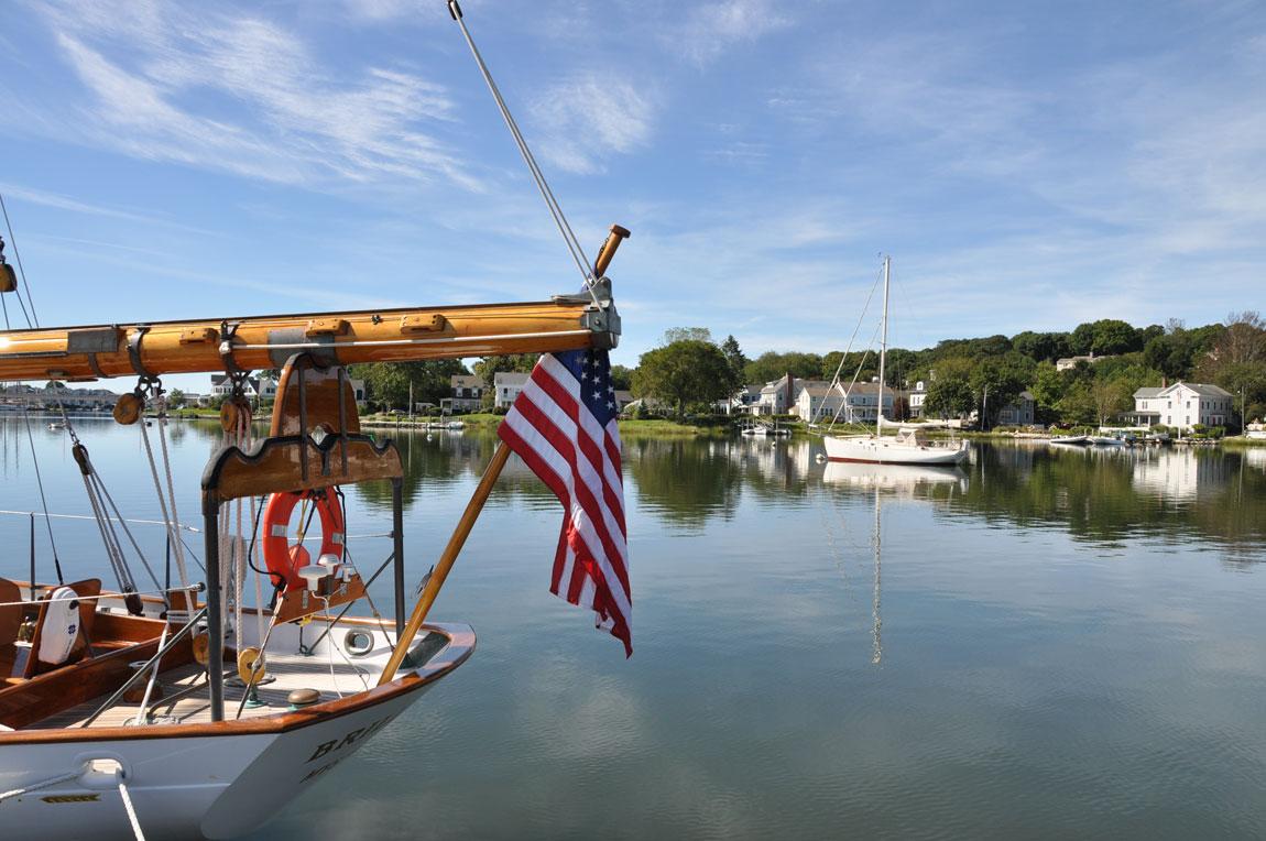 Connecticut, Neuenglands pittoresker Süden: Strände, Häfen und ...