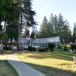 Lake Quinault Lodge, Olympic National Park
