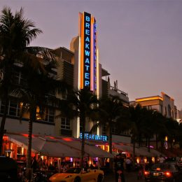 Miami Beach, Ocean Drive, Florida
