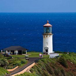 Leuchtturm auf Kauai