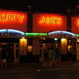 Sloopy Joes Bar, Key West, Florida