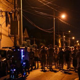 Key West bei Nacht