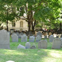 Boston Kings Chapel Burying Ground