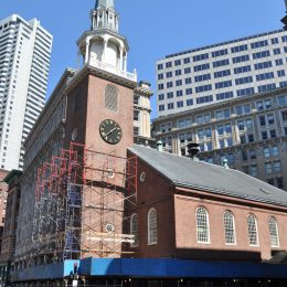 Boston Old South Meetinghouse