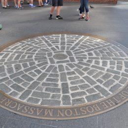 Hier begann das Boston Massaker