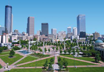 Atlanta - Hauptstadt des neuen Südens