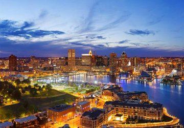 Baltimore, Maryland: Der Charme ist wieder da