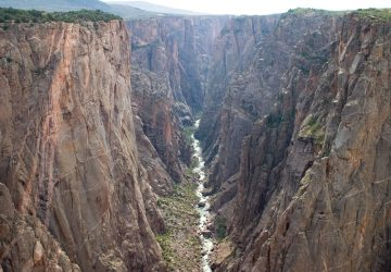 Black Canyon of the Gunnison - Die gewaltige Schlucht