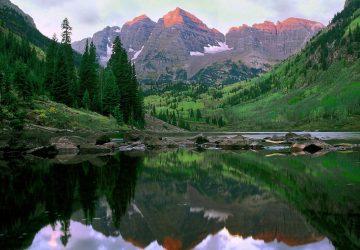 Im Herzen der Rocky Mountains
