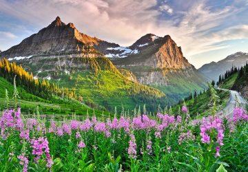 Glacier National Park: Faszinierende Szenerien in den Rockies