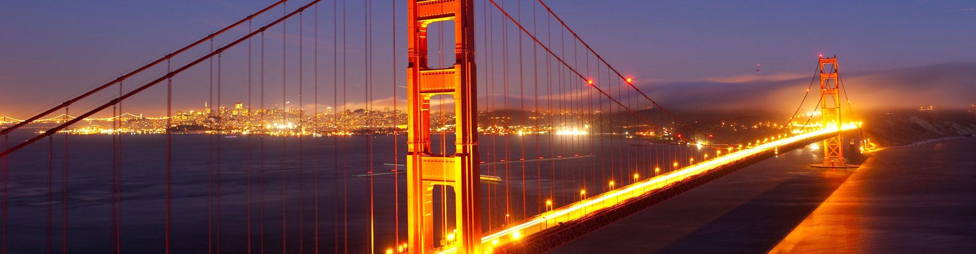 Golden Gate Brücke, San Francisco, Kalifornien
