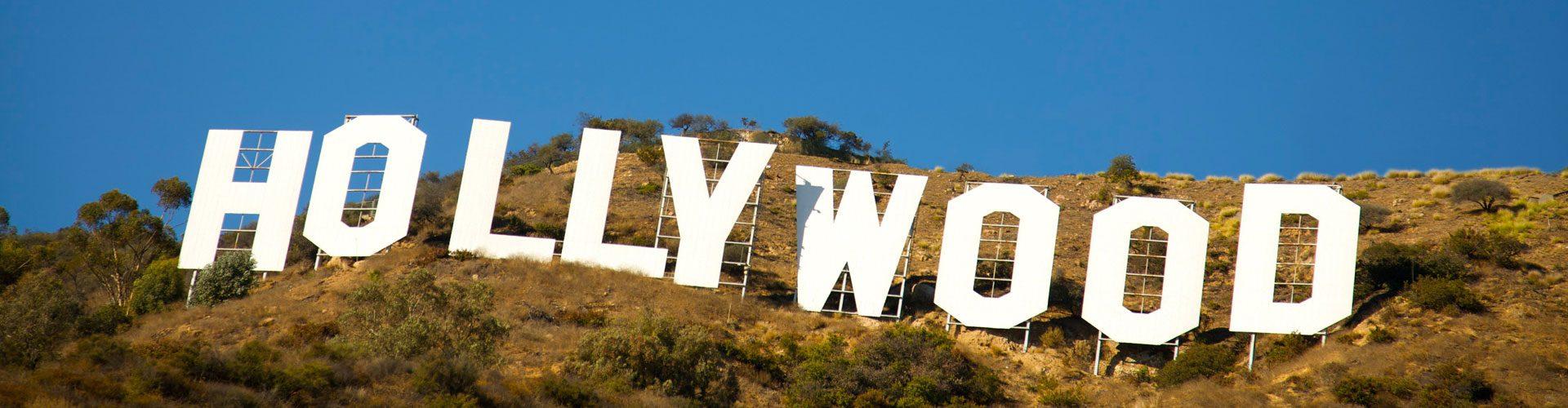 Hollywood Zeichen, Los Angeles, Kalifornien
