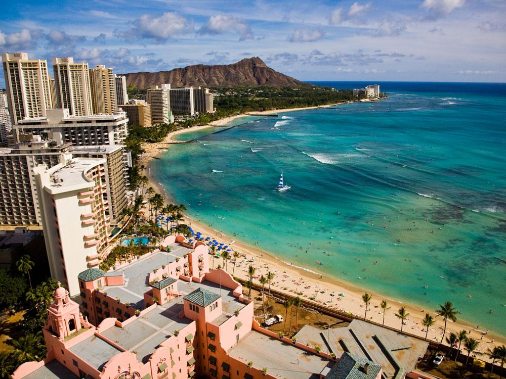Oahu - das Herz von Hawaii