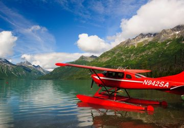 Katmai National Park: Alaskas westlichstes Ende
