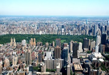Die Welt-Metropole am Hudson-River