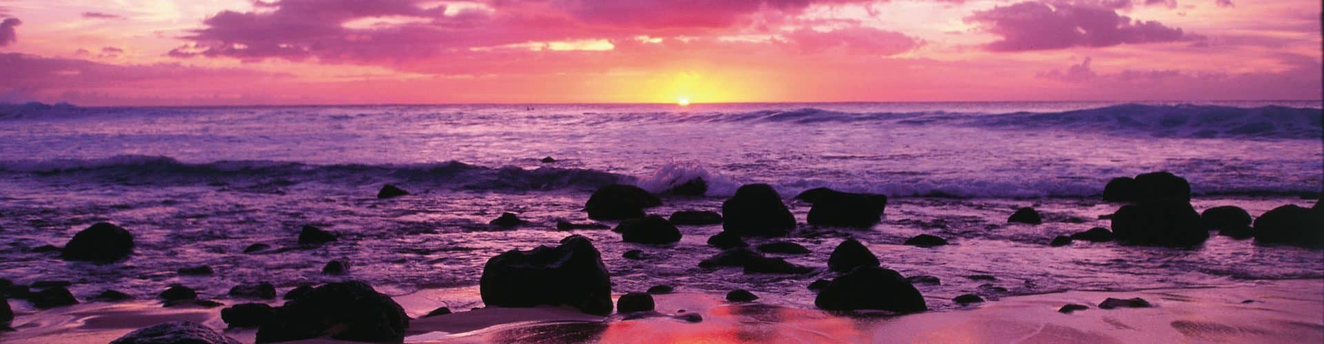 Strand auf Molokai
