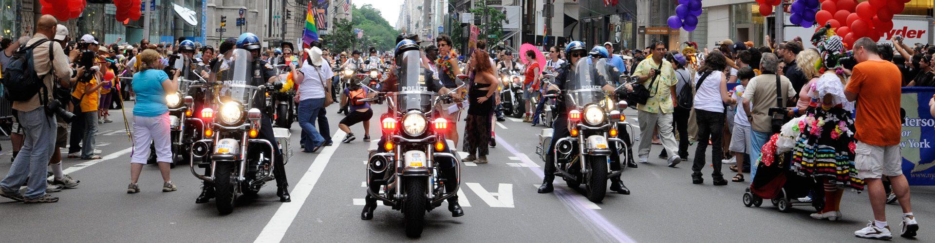 New York Pride Parade, New York City