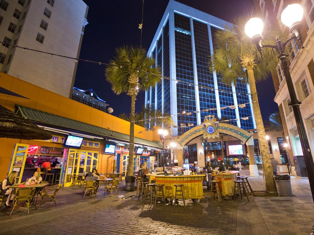 Orlando, Florida - Essen, trinken und vor allem genießen